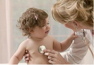Обследование ребенка до года