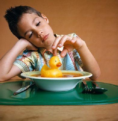 Расстройство аппетита у детей